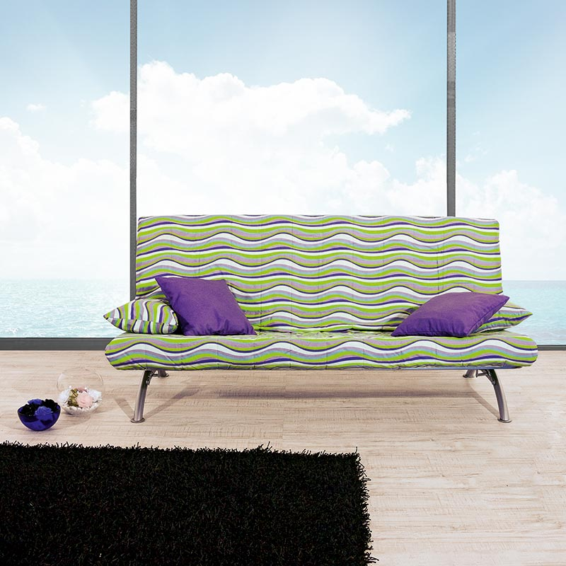 divani letto mare, beach house sofa bed