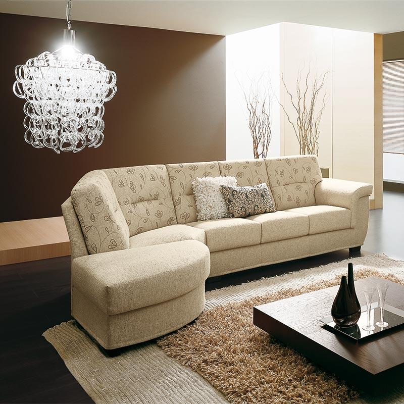 divano classico, classic sofa