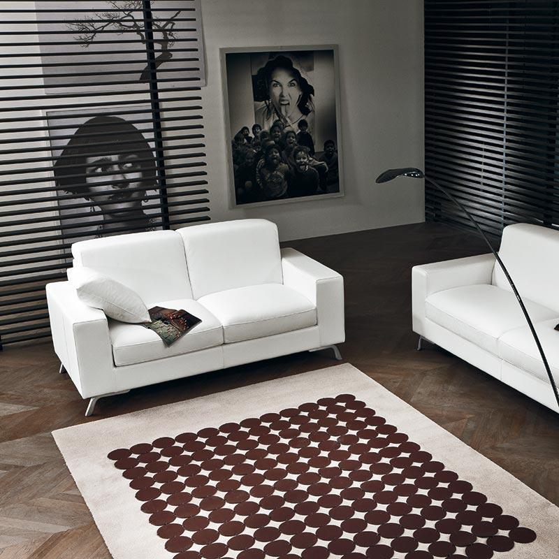 divano system, system sofa, divano in pelle