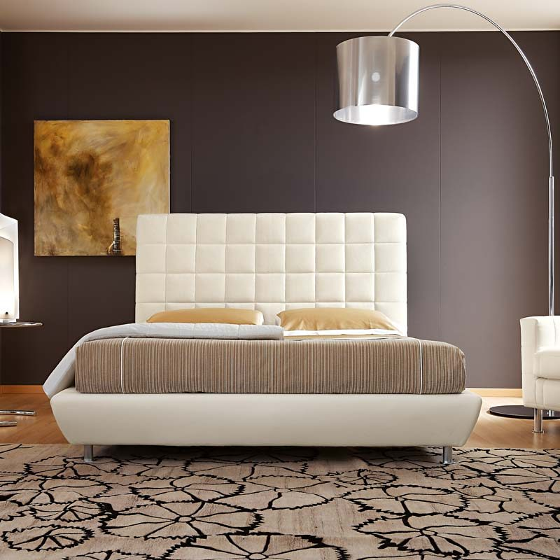 letto dado, dado bed, crushproof padding