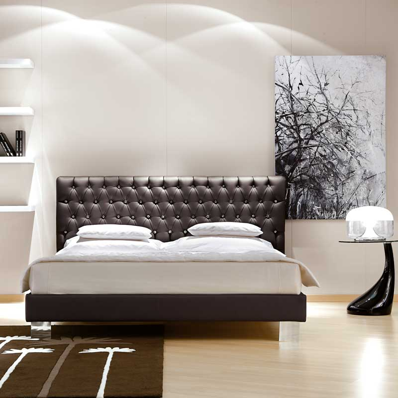 letto karma, modern bed
