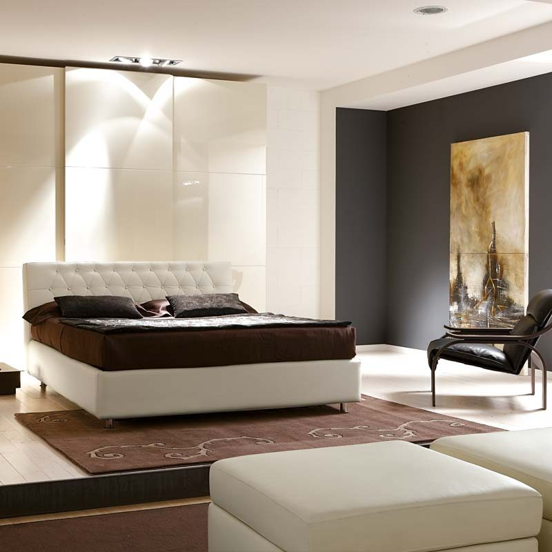 letto pliè, queen-size bed