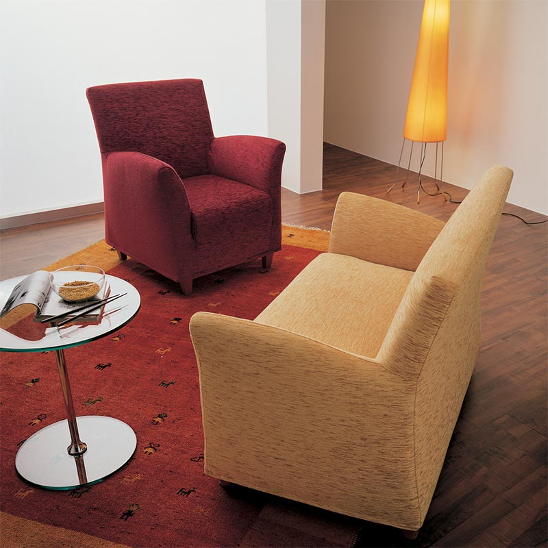 divanetto sfoderabile, removable armchair