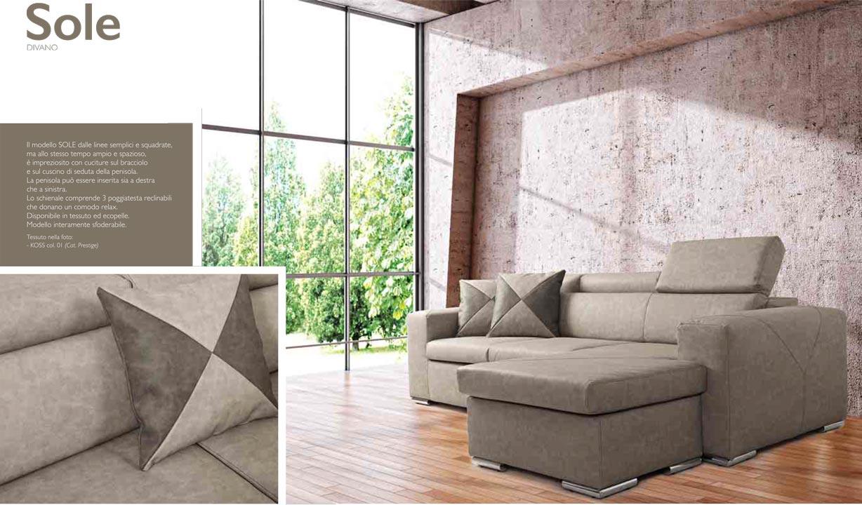 catalogo divani, sofa catalogue