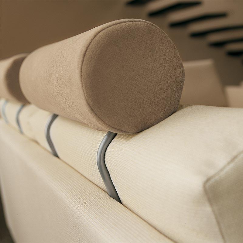 poggiatesta per divano, sofa headrest